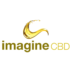 logo for Imagine CBD