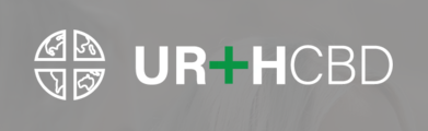 the logo for Urth CBD