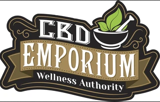 The logo for CBD Emporium