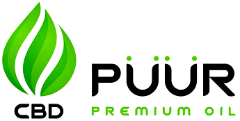 Logo for Puur CBD